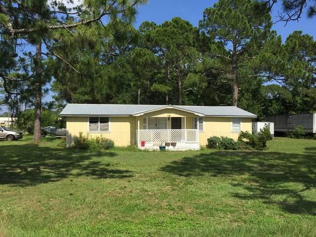 16 Island Dr, EASTPOINT, FL 32328 (MLS #307899) :: Anchor Realty Florida