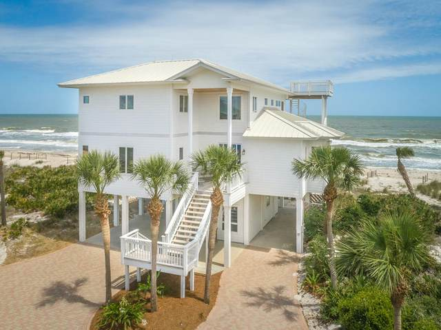 2124 Sea Fern Way, ST. GEORGE ISLAND, FL 32328 (MLS #307904) :: The Naumann Group Real Estate, Coastal Office