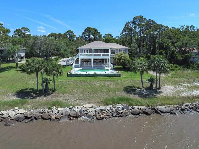 85 S Bay Shore Dr, EASTPOINT, FL 32328 (MLS #307908) :: Anchor Realty Florida