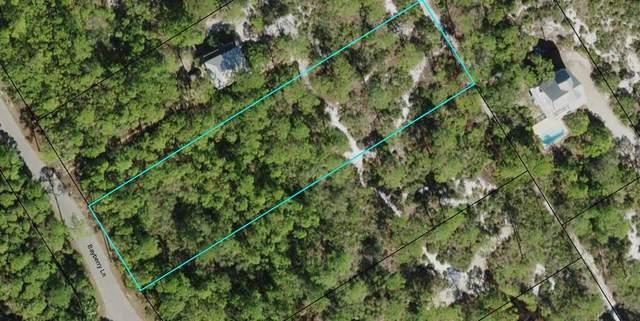1408 Bayberry Ln, ST. GEORGE ISLAND, FL 32328 (MLS #307934) :: Anchor Realty Florida