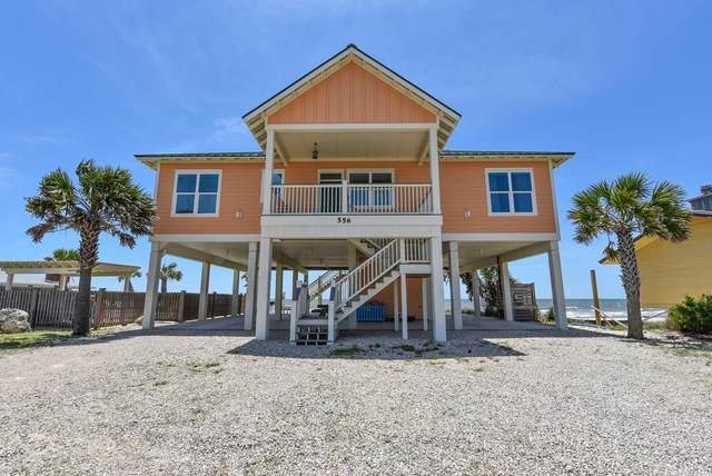 556 W Gorrie Dr, ST. GEORGE ISLAND, FL 32328 (MLS #307956) :: The Naumann Group Real Estate, Coastal Office