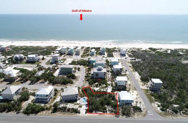 110 Seagrass Cir, CAPE SAN BLAS, FL 32456 (MLS #307969) :: Anchor Realty Florida
