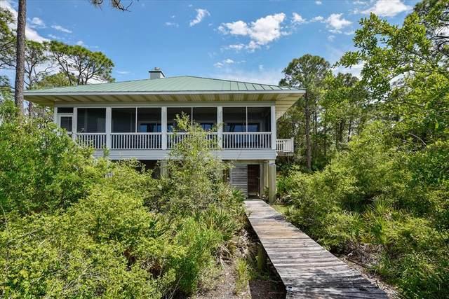 1305 Leisure Ln, ST. GEORGE ISLAND, FL 32328 (MLS #307997) :: The Naumann Group Real Estate, Coastal Office