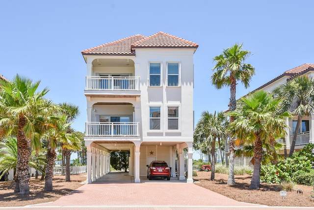 1818 Sunset Dr, ST. GEORGE ISLAND, FL 32328 (MLS #308037) :: Anchor Realty Florida