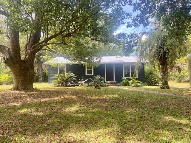 455 Brownsville Rd, APALACHICOLA, FL 32320 (MLS #308088) :: The Naumann Group Real Estate, Coastal Office