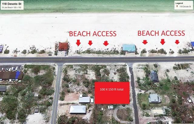 118 Desoto St, PORT ST. JOE, FL 32456 (MLS #308098) :: Anchor Realty Florida