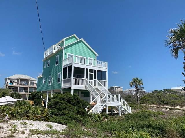 187 Acklins  Island Dr, CAPE SAN BLAS, FL 32456 (MLS #308130) :: Anchor Realty Florida