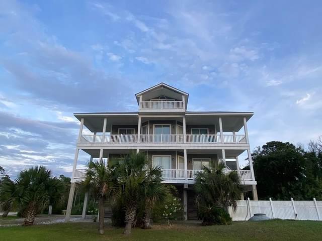 700 Randolph St, ST. GEORGE ISLAND, FL 32328 (MLS #308144) :: The Naumann Group Real Estate, Coastal Office