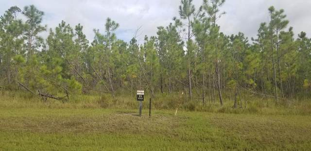 Lot 21 Wide Water Cir, WEWAHITCHKA, FL 32465 (MLS #308152) :: The Naumann Group Real Estate, Coastal Office