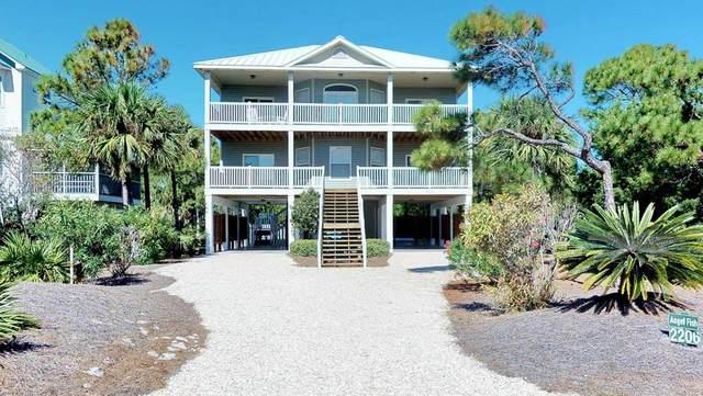 2206 Sailfish Dr, ST. GEORGE ISLAND, FL 32328 (MLS #308160) :: The Naumann Group Real Estate, Coastal Office