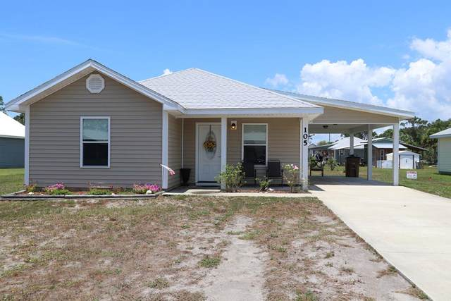 105 Monroe Ct, PORT ST. JOE, FL 32456 (MLS #308164) :: The Naumann Group Real Estate, Coastal Office