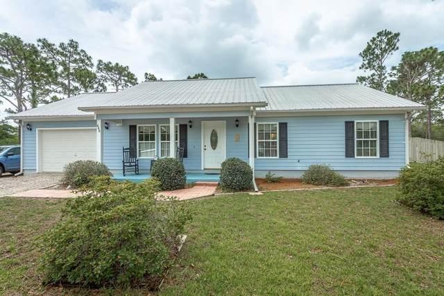 666 Longwood Ct, EASTPOINT, FL 32328 (MLS #308299) :: The Naumann Group Real Estate, Coastal Office