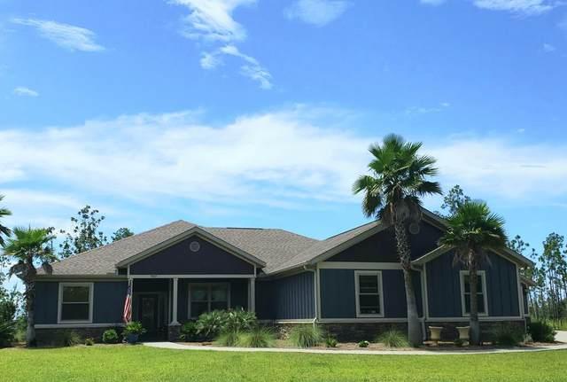 707 Vista Del Sol Ln, PANAMA CITY, FL 32404 (MLS #308323) :: Anchor Realty Florida