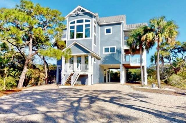 1400 Elm Ct, ST. GEORGE ISLAND, FL 32328 (MLS #308332) :: Anchor Realty Florida