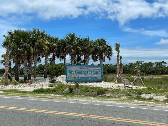 1016 W Pine Ave, ST. GEORGE ISLAND, FL 32328 (MLS #308440) :: The Naumann Group Real Estate, Coastal Office