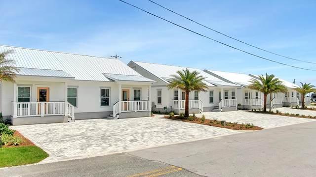 101 42ND ST B, MEXICO BEACH, FL 32456 (MLS #308458) :: The Naumann Group Real Estate, Coastal Office