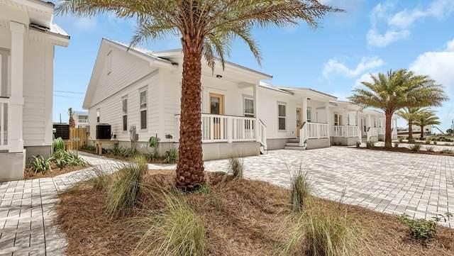 101 42ND ST C, MEXICO BEACH, FL 32456 (MLS #308459) :: The Naumann Group Real Estate, Coastal Office