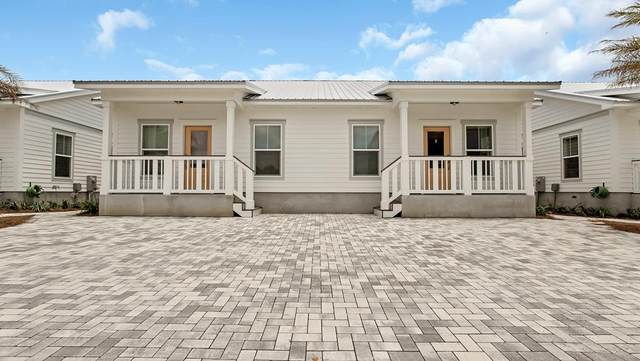 101 42ND ST D, MEXICO BEACH, FL 32456 (MLS #308462) :: The Naumann Group Real Estate, Coastal Office