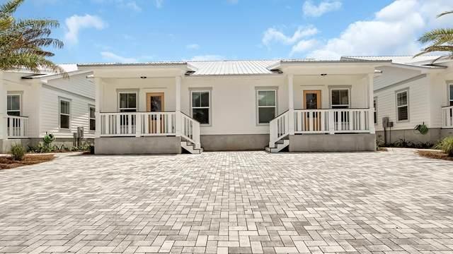 101 42ND ST F, MEXICO BEACH, FL 32456 (MLS #308464) :: The Naumann Group Real Estate, Coastal Office