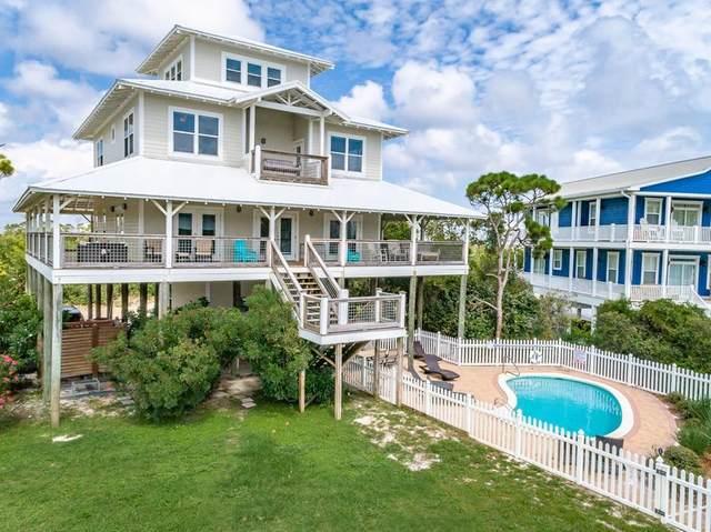 148 Hartley Ln, CAPE SAN BLAS, FL 32456 (MLS #308488) :: Berkshire Hathaway HomeServices Beach Properties of Florida