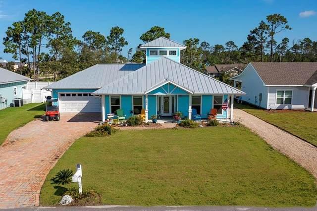 301 Nautilus Dr, PORT ST. JOE, FL 32456 (MLS #308509) :: The Naumann Group Real Estate, Coastal Office