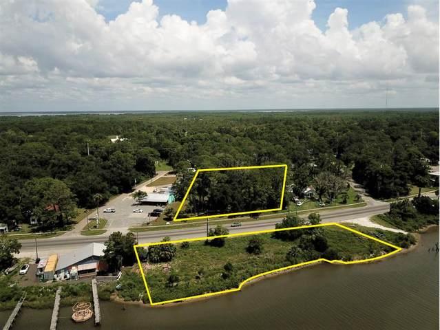 383 Hwy 98, EASTPOINT, FL 32328 (MLS #308516) :: Berkshire Hathaway HomeServices Beach Properties of Florida
