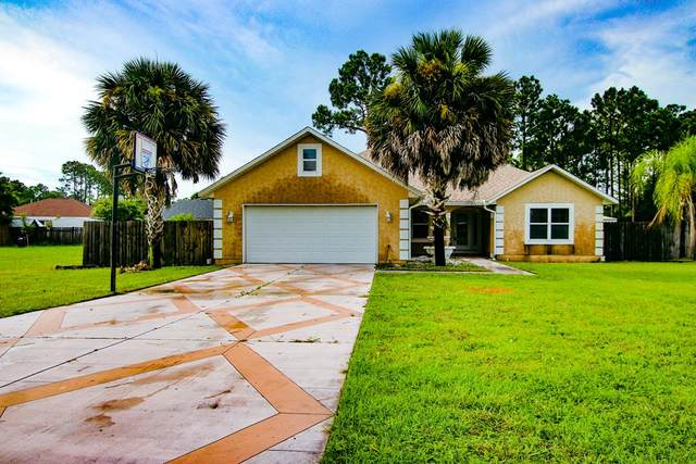 105 Stone Dr, PORT ST. JOE, FL 32456 (MLS #308550) :: The Naumann Group Real Estate, Coastal Office