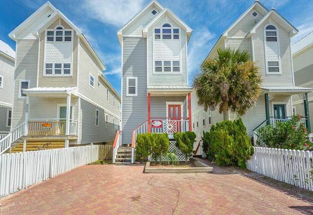 152 E Gorrie Dr, ST. GEORGE ISLAND, FL 32328 (MLS #308551) :: Anchor Realty Florida