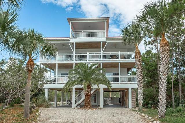 1960 Nautilus Dr, ST. GEORGE ISLAND, FL 32328 (MLS #308557) :: Berkshire Hathaway HomeServices Beach Properties of Florida