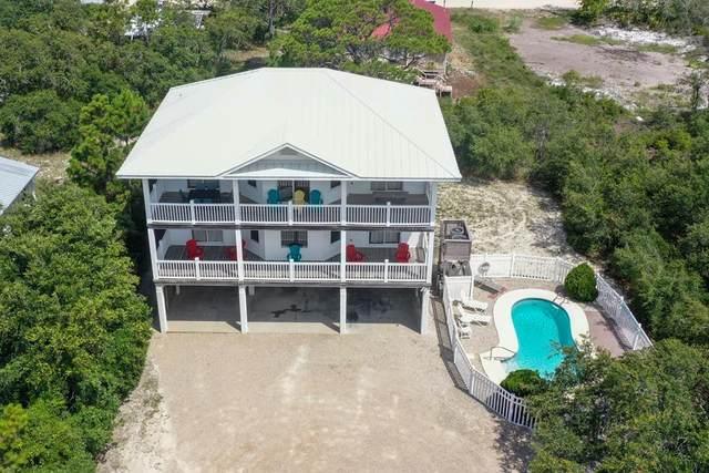 949 W Gulf Beach Dr, ST. GEORGE ISLAND, FL 32328 (MLS #308581) :: Anchor Realty Florida