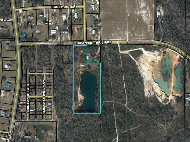 250 Bryan Setterich Rd, WEWAHITCHKA, FL 32465 (MLS #308604) :: The Naumann Group Real Estate, Coastal Office