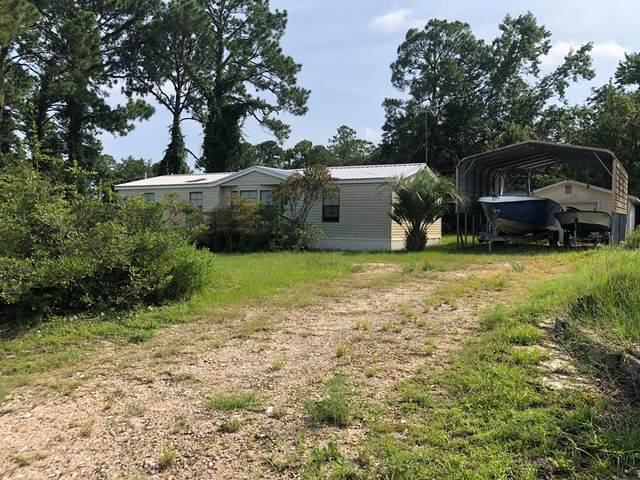 118 Carolina St, CARRABELLE, FL 32322 (MLS #308673) :: Anchor Realty Florida