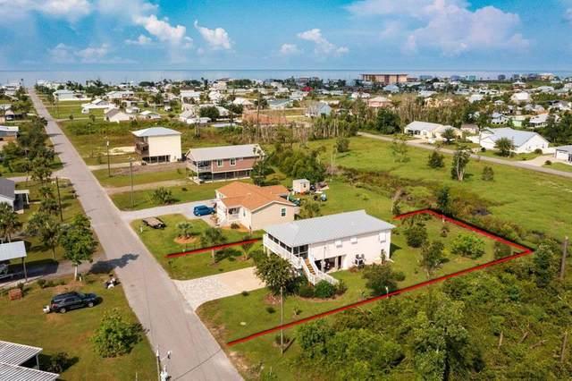 415 5TH ST, MEXICO BEACH, FL 32456 (MLS #308736) :: Anchor Realty Florida