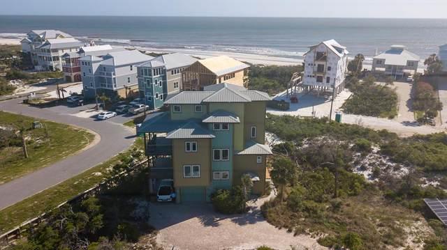 168 Westwind Dr, CAPE SAN BLAS, FL 32456 (MLS #308741) :: Anchor Realty Florida