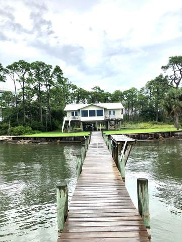1541 E Gulf Beach Dr, ST. GEORGE ISLAND, FL 32328 (MLS #308769) :: Anchor Realty Florida