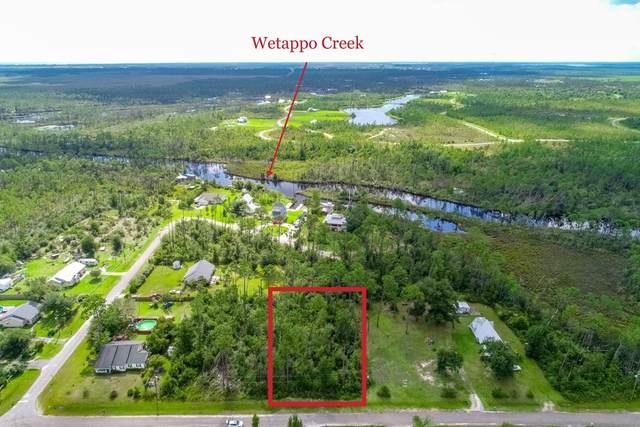 3 Wetappo Dr, WEWAHITCHKA, FL 32465 (MLS #308777) :: The Naumann Group Real Estate, Coastal Office