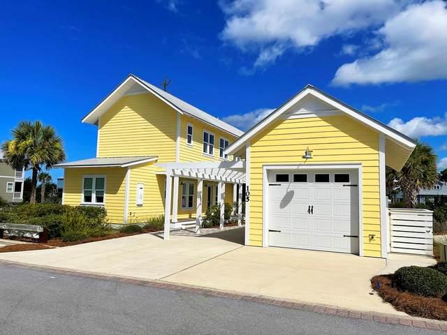 105 Salt Air Ct, PORT ST. JOE, FL 32456 (MLS #308826) :: Berkshire Hathaway HomeServices Beach Properties of Florida
