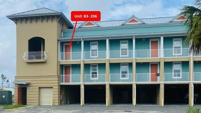 4000 Hwy 98 B3 206, MEXICO BEACH, FL 32456 (MLS #308884) :: Anchor Realty Florida