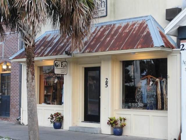 25 Ave D, APALACHICOLA, FL 32320 (MLS #308903) :: The Naumann Group Real Estate, Coastal Office