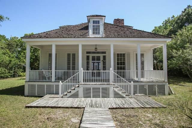 1 Scipio Creek Dr, APALACHICOLA, FL 32320 (MLS #308967) :: The Naumann Group Real Estate, Coastal Office