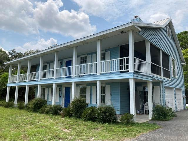 1617 Hwy 98 E, CARRABELLE, FL 32322 (MLS #308983) :: Anchor Realty Florida