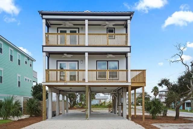 115 3RD ST, MEXICO BEACH, FL 32456 (MLS #309042) :: Anchor Realty Florida