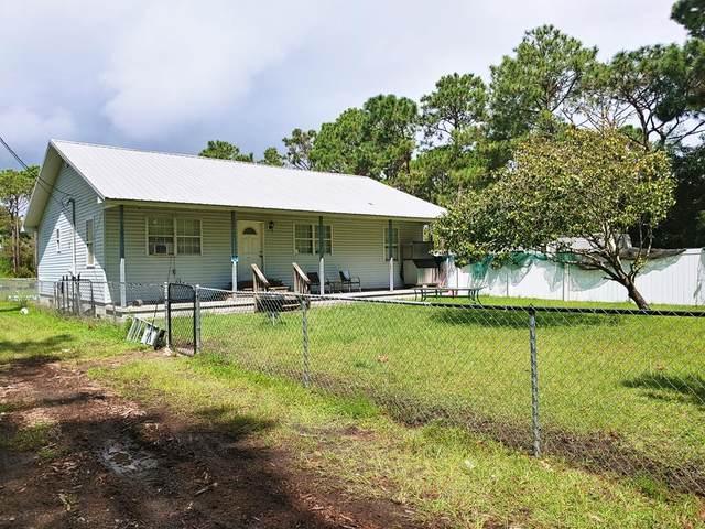 673 Wildnerness Rd, EASTPOINT, FL 32328 (MLS #309048) :: Anchor Realty Florida
