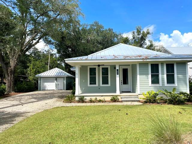 225 Ave D, APALACHICOLA, FL 32320 (MLS #309103) :: Anchor Realty Florida