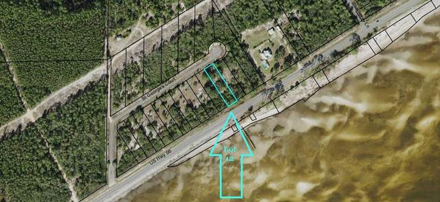 1710 St George's Ct, EASTPOINT, FL 32328 (MLS #309112) :: Anchor Realty Florida