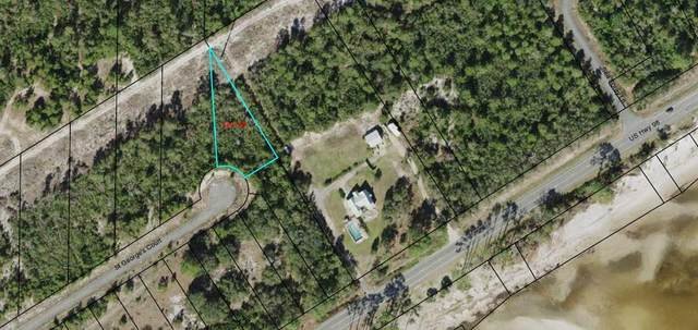 1709 St George's Ct, EASTPOINT, FL 32328 (MLS #309125) :: Anchor Realty Florida