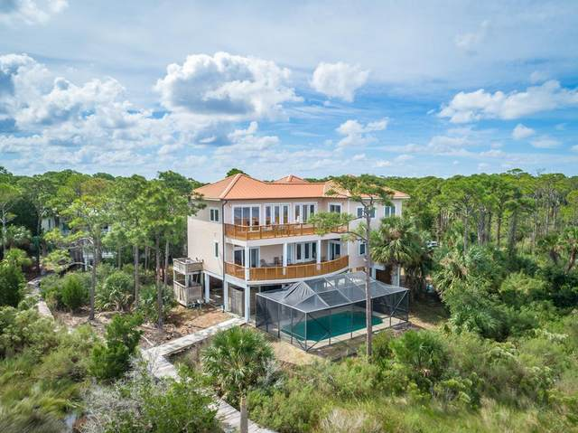 2205 Seagull Way, ST. GEORGE ISLAND, FL 32328 (MLS #309171) :: Berkshire Hathaway HomeServices Beach Properties of Florida