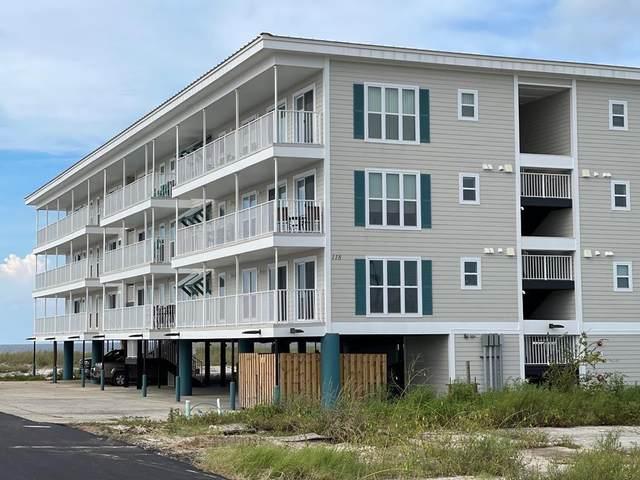 118 38TH ST #7, MEXICO BEACH, FL 32456 (MLS #309173) :: Berkshire Hathaway HomeServices Beach Properties of Florida