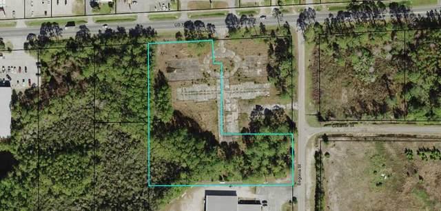 192 Hwy 98, EASTPOINT, FL 32328 (MLS #309174) :: Berkshire Hathaway HomeServices Beach Properties of Florida