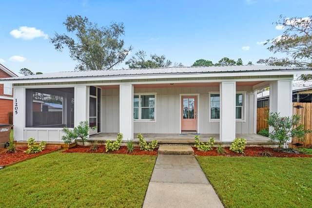 1205 Monument Ave, PORT ST. JOE, FL 32456 (MLS #309181) :: Anchor Realty Florida